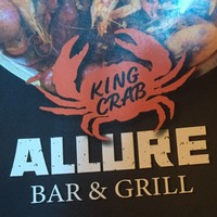 Allure Bar & Grill INC. King Crab